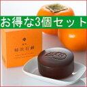 ジャパンギャルズSC 薬用柿渋石鹸×3個セット【送料無料】