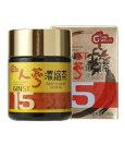ジンスト15高麗人参濃縮茶(一和発酵人参)