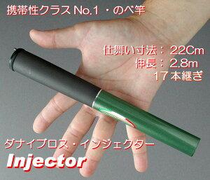 ダナイブロス インジェクター コンパクト アボカド 取り扱い