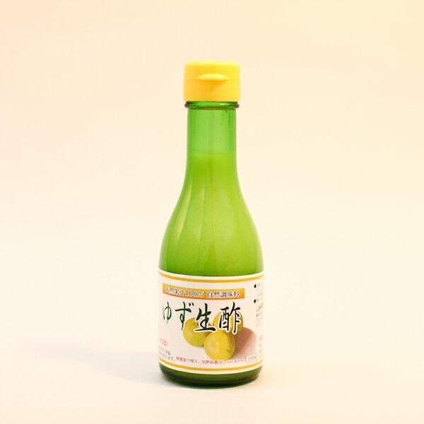 ゆず酢(果汁)180ml