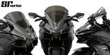 【受注生産 注文約4ヶ月】【正規品】ZEROGRAVITY ゼログラビティ スクリーン SRタイプ ダークスモーク NINJA H2 SX/SE 18-20