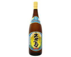 生産量がわずかな為、手に入りにくい泡盛です。【泡盛】【米島酒造】久米島 43度/1800ml