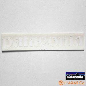 パタゴニア ステッカー ホワイト