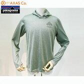 Patagonia(パタゴニア) Men's Polarized Hoody(52096) Col.GYPG[メンズ パーカー グリーン系 正規品]