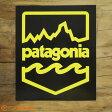 patagonia(パタゴニア) PATAGONIA BADGE STICKER[ステッカー ブラック系 正規品]