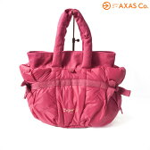 【vaokh】 Repetto (レペット) トートバッグ ANNA SMALL BAG 51152-5-50253 Col.Groseille チェリー[ロゴ入りトート/ダンスバッグ/ナイロンバッグ/リボン/送料無料]