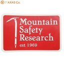 MOUNTAIN SAFETY RESEARCH(マウンテンセーフティ...