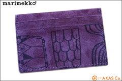 marimekko(マリメッコ) KIPPIS(キッピス) カードケース 01MK_X5204235410 [ギフトボックス入...