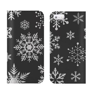AQUOS CRYSTAL Y 402SH ケース 手帳型 (V) 送料無料 Snow Crystal 雪 結晶冬 スノー 町 街 夜景 風景 人気 ブラック ベージュ グレー レッド グリーン イエロー オレンジ ブラウン パープル シンプル カワイイ オシャレ カワイイ