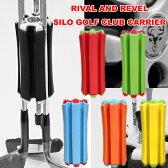 【話題】RIVAL AND REVELSILO GOLF CLUB CARRIERクラブキャリーケース
