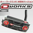 【数量限定/WBW】ODYSSEY(オデッセイ)【日本仕様】O-WORKS(オー・ワークス)#1W WBW(ホワイト×ブラック×ホワイト)パター