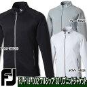 【●18秋冬】【60%OFF】FOOTJOY(フットジョイ)FJ-F18-O02 フルジップ 3D リブニットジャケット