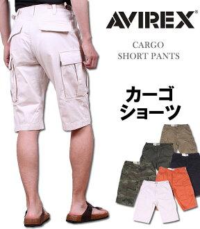 Military cargo shorts standard ベーシックカーゴ ☆ AVIREX / avirex / 6116009 _ 53 _ 75 _ 99