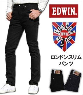 Super slim SLIM LONDON London slim flared, even thinner! EDWIN / Edwin / Edwin/2410-75 _ 00