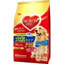 ビューティープロ ドッグ 大粒タイプ 1歳から 2.5kg【日本ペット ペット ドッグ 犬 フード エサ ドライ】
