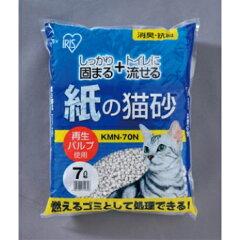 紙の猫砂 KMN-70N (7L)【RCP】