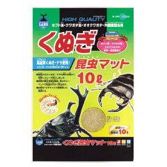 クヌギ・ナラの朽木を粉砕したものに特殊栄養剤を混合しました。M-200 くぬぎ昆虫マット10L【R...