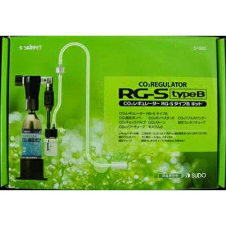 CO2レギュレーターRG-S タイプBキット