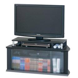 ちょい足しラックAS-80CT【テレビ台ラックテレビボード薄型高さ調節テレビローボード重ね置き】