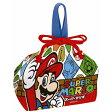 ランチ巾着 マリオ KB7【マリオ スーパーマリオ マリオカート 巾着 ランチ お弁当 袋】