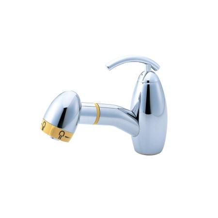 シングルスプレー混合栓 K3743JV-13【三栄水栓 SANEI K3743JV-13 水道用品 混合栓 洗面用】:アヤハディオ ネットショッピング
