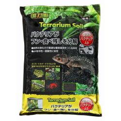 テラリウムソイル4kg【GEXペット爬虫類アクセサリーソイル】