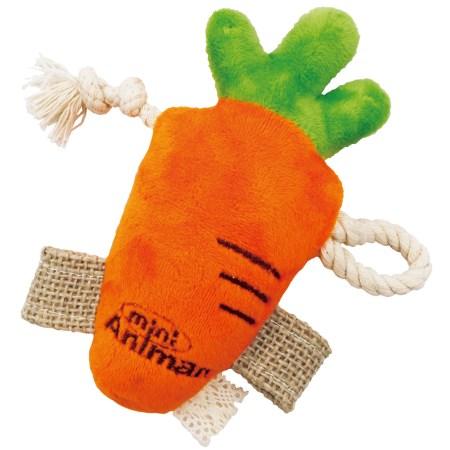 【ポイント10倍 5/11 20:00~5/18 1:59まで】ウサギのおもちゃ なかよしにんじん【ドギーマンハヤシ小動物うさぎおもちゃ】