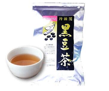 丹波黒 黒豆茶(14ティーバッグ入り) 黒豆煮汁 健康茶