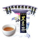 丹波黒 黒豆茶 10袋セット(10g×12パック)ティーバッグ入り 黒豆煮汁 健康茶