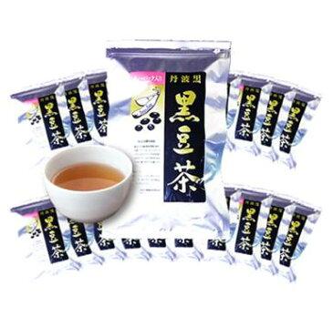 丹波黒 黒豆茶 20袋セット(10g×14パック)ティーバッグ入り 黒豆煮汁 健康茶
