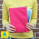 【受注生産品】がま口iPad miniケース【帆布・無地】i...