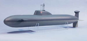 DUMAS アクラ級原子力潜水艦