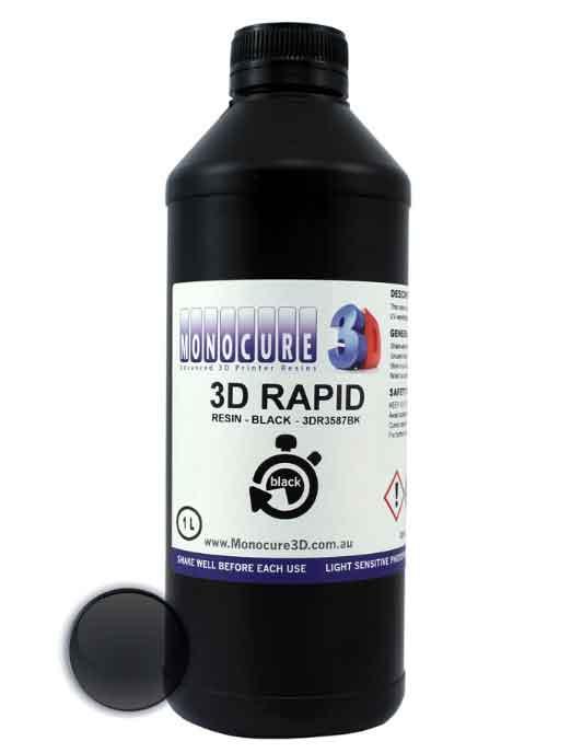 MONOCURE3D LCD光造形 3Dプリンター(Anycubic Photon、Phrozen Shuffle、Sparkmaker Pro、FSL1、Wanhao Duplicator LCD用) UVレジン(Rapid Resin) 1Kg画像