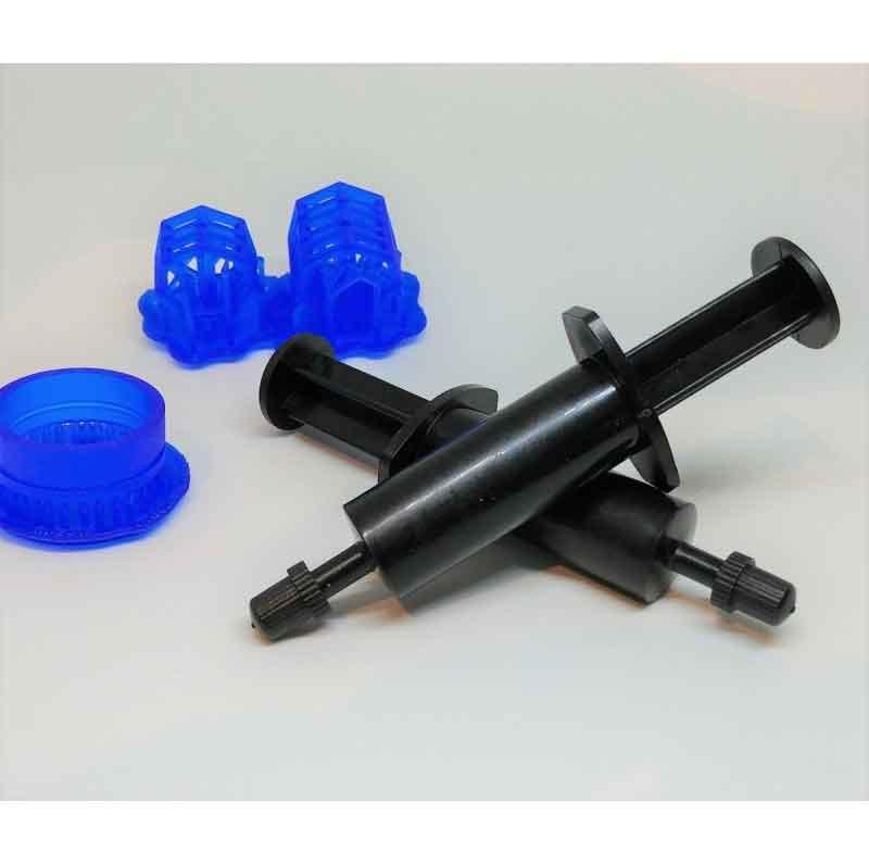 BlueCast プライマーキャット 光造形LCD 3Dプリンター用 (Wanaho D7、Anycubic 3d、Phrozen Shuffle、Micromake L2、X-Cube、Xayav V (405 nm)) Primercat 3 ml画像