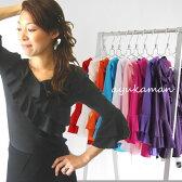 フラメンコ 衣装 カットソー 9608 1147【C-19】大きいサイズあり 社交ダンス トップス フラメンコトップス Flamenco