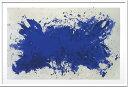 絵画・抽象画 Yves Klein Hommage a Tennessee Williams,1960(Silkscreen)(イヴ・クライン オマージュ ア テネシー ウィリアムズ(シルクスクリーン)) アートフレーム おしゃれ 飾る 5Lサイズ