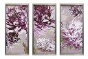 【絵画】サリー スカファーディ 紫の魅惑/インテリア 壁掛け 額入り ...