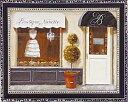 《絵画》ミニゲル アートフレーム マルコ ファビアノ 「ブティック ナネット」/絵画や壁掛けな...