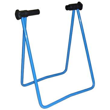 AZ 自転車用ワークスタンド 折りたたみ式2 青