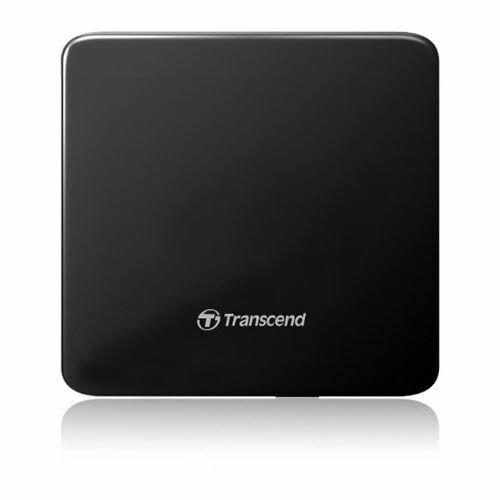 Transcend【トランセンド】極薄ポータブルDVDドライブ /TS8XDVDS-K