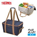 THERMOS サーモス 保冷買い物カゴ用バッグ 25L REJ-02...
