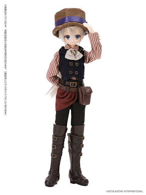 ぬいぐるみ・人形, 着せ替え人形 AZONE Alvastaria II 1(ver.) 16