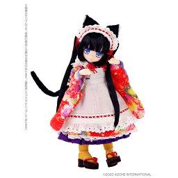 AZONE Lil'Fairy 〜子猫の手も借りたい?〜ピチカ〜ツインテールヘア〜(アゾンオンライン販売ver.) アゾン 1/12 ドール