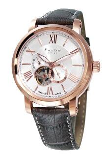 フルボデザイン腕時計FurbodesignF5026PBKBRブラック/ブラウンF5026PSIGYシルバー/グレー