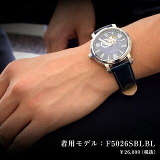フルボデザイン腕時計FurbodesignF5026PBKBRブラック/ブラウンF5026PSIGYシルバー/グレーメンズビジネスカジュアル【送料無料※沖縄・離島を除く】父の日
