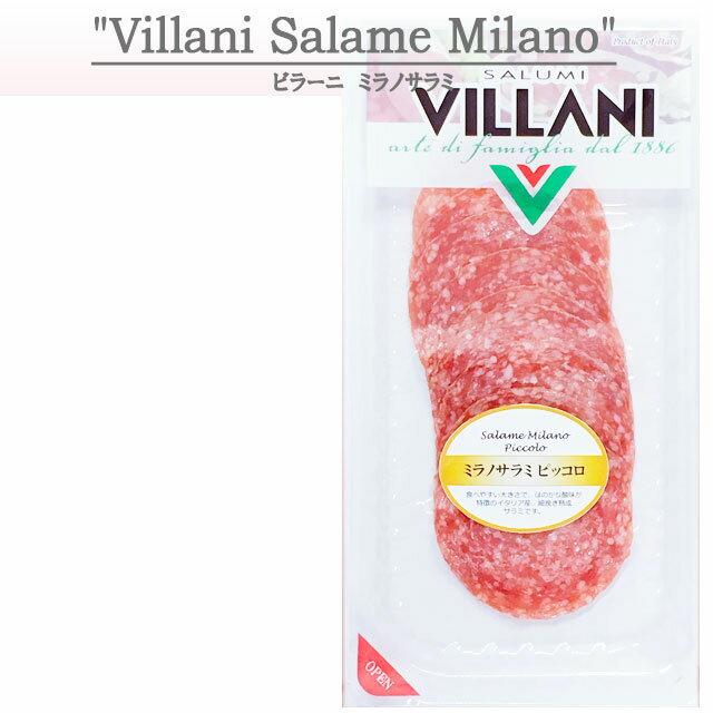 加工品, サラミ  40Villani Salame Milano