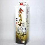 清酒『金剛力士』 3リットルパック/日本酒/3L/3000ml /