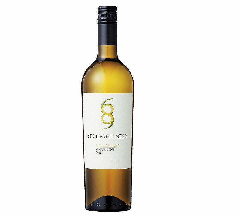 シックス・エイト・ナイン・セラーズ『ナパ・ヴァレー ホワイトワイン 2016』