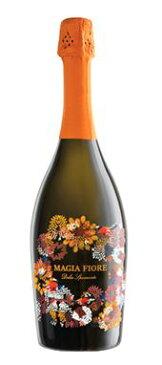 マジーア フィオーレ ビアンコ ドルチェ 750ml/イタリアワイン/スプマンテ/甘口/白ワイン/泡/スパークリングワイン/花柄/プレゼント/クリスマス/ホワイトデー/母の日