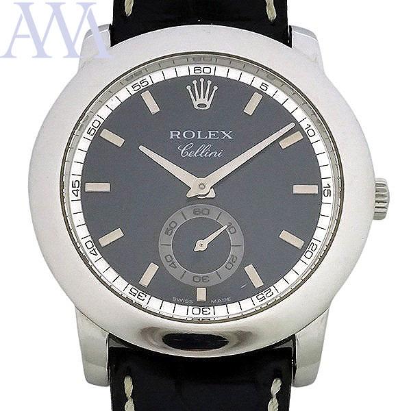 腕時計, メンズ腕時計 ROLEX 52416 K Pt